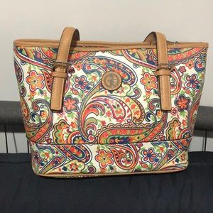 Giani Bernini Paisley Signature Tote